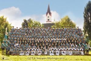 Vereinsfoto 2012